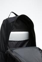 Nike - Nike heritage backpack- black & gold