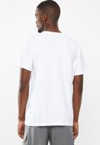Fox - Race short sleeve tee - white