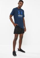 Under Armour - Gl foundation short sleeve tee - blue