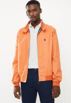 Pringle of Scotland - Barry jacket - orange