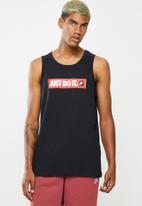 Nike - Nsw tank - black