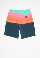 Billabong  - Boys fifty 50 fade pro - multi