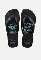 Havaianas - Star Wars flip flop - black & blue