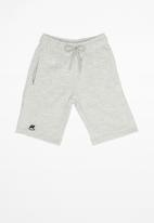 UP Baby - Sweat bermuda - grey
