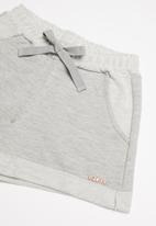 Quimby - Sweat shorts - grey