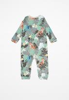 UP Baby - Soft jersey romper - multi