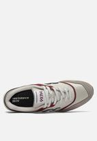 New Balance  - 997 90's pack - off white / grey / maroon