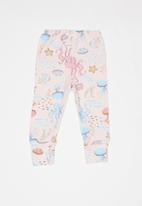 UP Baby - Soft jersey pants - multi