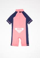 Roxy - Thermo springsuit - pink
