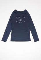Roxy - Stars don't shine rashvest - navy