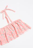 Roxy - Splash party bikini set - pink