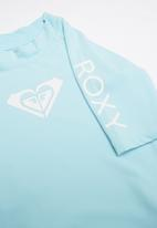 Roxy - Whole hearted rashvest - blue