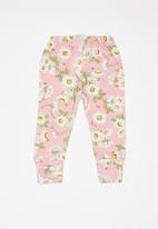 UP Baby - Soft jersey pants - multi