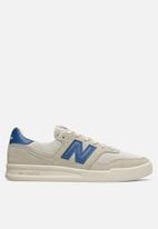 New Balance  - 300 Classic court - sea salt & classic blue