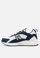 New Balance  - 615 Lifestyle running - navy & red