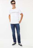 Diesel  - Thommer-sp l.30 pantaloni skinny 5 pocket - blue
