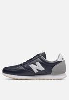 New Balance  - 220 Leather pack - navy & white