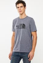 The North Face - Short sleeve easy tee - grey