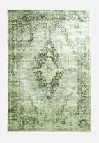 Hertex Fabrics - Firdaus rug - forest
