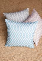 Sixth Floor - Blabla cushion cover - blue