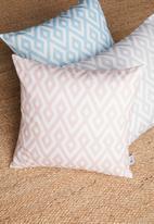 Sixth Floor - Blabla cushion cover - pink
