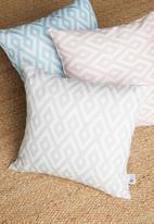 Sixth Floor - Blabla cushion cover - grey