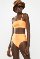 Superbalist - High waist vintage bottom - orange