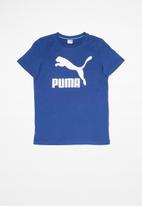PUMA - Classics boys sodalite tee - blue