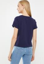 Levi's® - Graphic surf tee - navy
