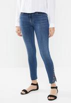 Levi's® - 711 skinny ankle - blue