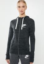 Nike - Nike nsw gym vintage hoody - black