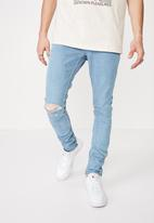 Factorie - Skinny leg denim jean - blue