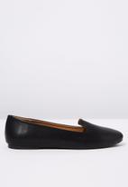 Cotton On - Sophia slipper - black