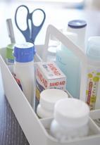 Yamazaki - Tower tool box large - white