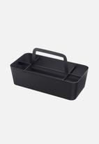 Yamazaki - Tower tool box large - black