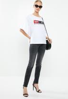 Diesel  - L-Sandy trousers - grey