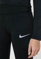 Nike - Nike epic leggings - black