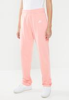 Nike - Nsw track suit pants - pink