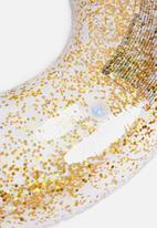 Intex - Glitter pool tube - gold