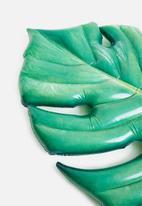 Intex - Palm pool float - green