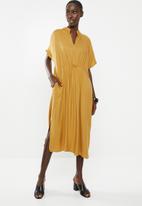 Superbalist - Kaftan dress - yellow