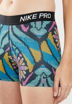 Nike - Nike np short 3in femme - multi