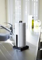 Yamazaki - Tower paper towel holder - black