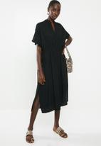 Superbalist - Kaftan dress - black
