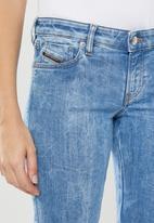 Diesel  - Gracey SP sweat jeans - blue