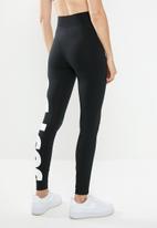 Nike - Nike nsw legasee leggings - black