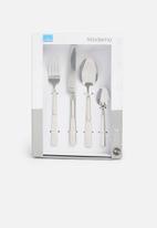 Amefa - Moderno 16pce cutlery set - stainless steel