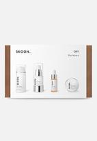 SKOON. - The basic four - dry