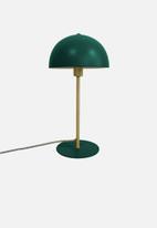 Present Time - Bonnet table lamp - green