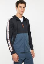 Under Armour - Unstoppable track jacket - black & grey